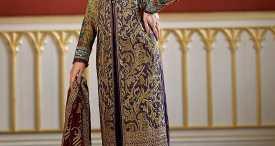 Asim Jofa Luxury Lawn Collection 2018 (25)