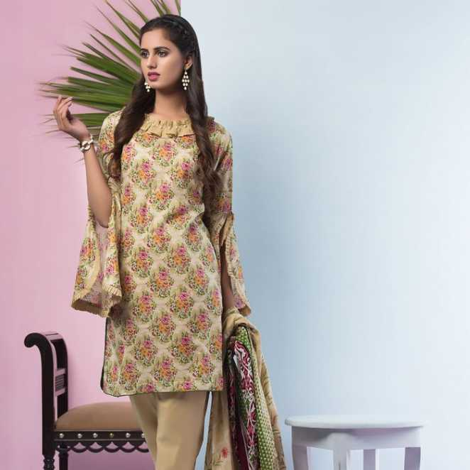 Bashir Ahmad Textiles Gorgeous Floral Collection 2018Bashir Ahmad Textiles Gorgeous Floral Collection 2018