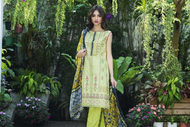 Kalyan Exclusive Embroidered Lawn 2018 With Price