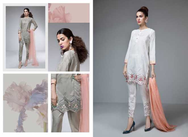 Maria B Ready To Wear Casuals Summer 2018 Collection