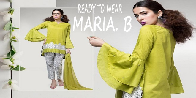Maria B Ready To Wear