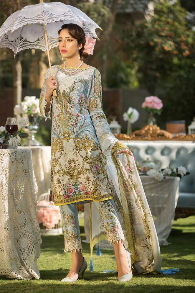 Mausummery Lawn Collection Spring Summer 2018 Vol