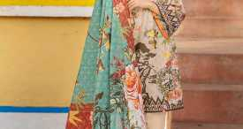 Pareesa Lawn Summer Collection 2018 By CenOne (12)