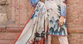 Pareesa Lawn Summer Collection 2018 By CenOne (26)