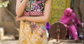 Pareesa Lawn Summer Collection 2018 By CenOne (3)