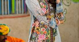 Pareesa Lawn Summer Collection 2018 By CenOne (5)