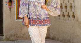 Pareesa Lawn Summer Collection 2018 By CenOne (7)