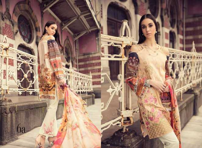 Raj Bari Luxury Lawn 2018 Summer Collection