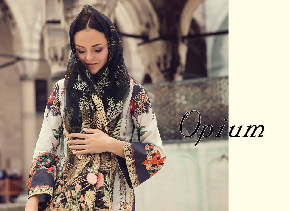 19 Haircuts For Older Women Winter 2018 2019 Edition: Raj Bari Luxury Lawn 2018 Summer Collection (49)