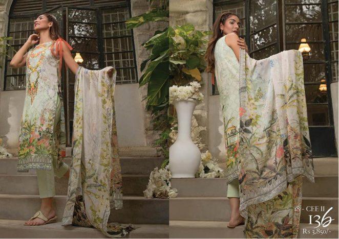 Firdous Cloth Tropical Collection 2018-19 New Arrival