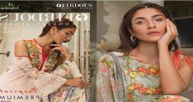 Firdous Cloth Tropical Collection