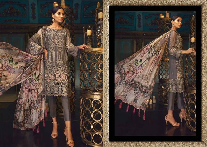 Jazmin Chiffon Fall Collection Formal Dresses 2018-19