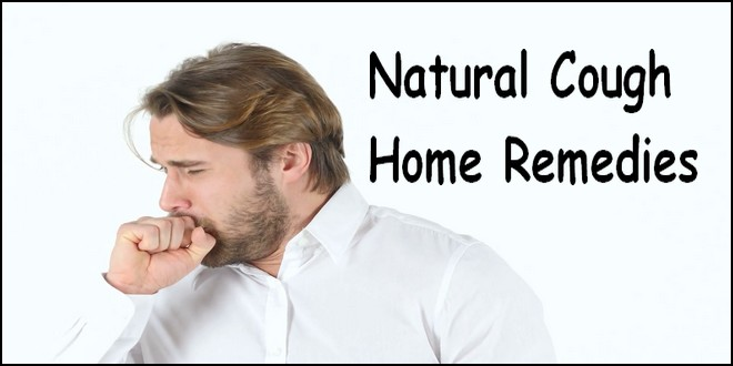 Natural Cough Home Remedies