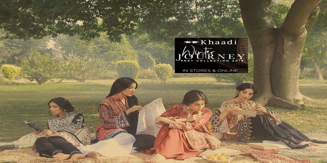 Khaadi Winter Journey