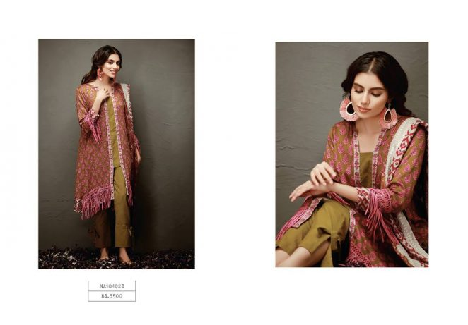 Khaadi Winter Journey Collection 2018-19