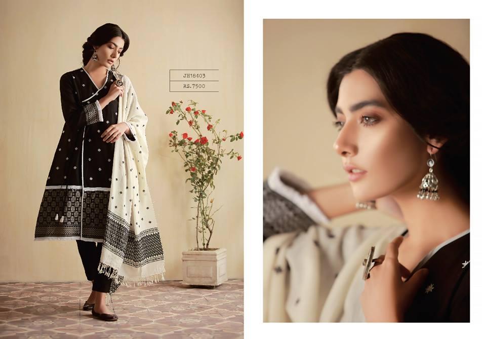 Khaadi Winter Journey Collection 2018-19