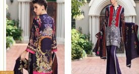 Pashmina Twill Shawal Collection By House Of Chrizma 2018-19 (13)