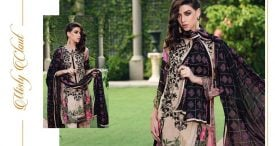 Pashmina Twill Shawal Collection By House Of Chrizma 2018-19 (14)