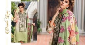 Pashmina Twill Shawal Collection By House Of Chrizma 2018-19 (18)