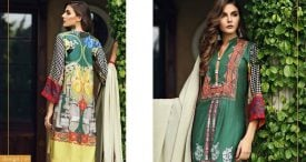 Pashmina Twill Shawal Collection By House Of Chrizma 2018-19 (21)
