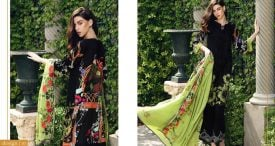 Pashmina Twill Shawal Collection By House Of Chrizma 2018-19 (22)