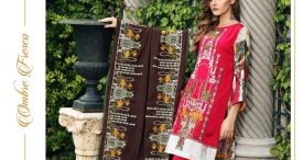 Pashmina Twill Shawal Collection By House Of Chrizma 2018-19 (8)